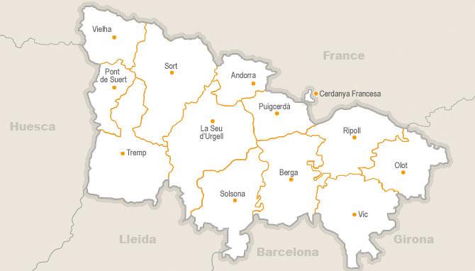 Viviendas pirineos habitaclia - Casas rurales en el pirineo catalan ...