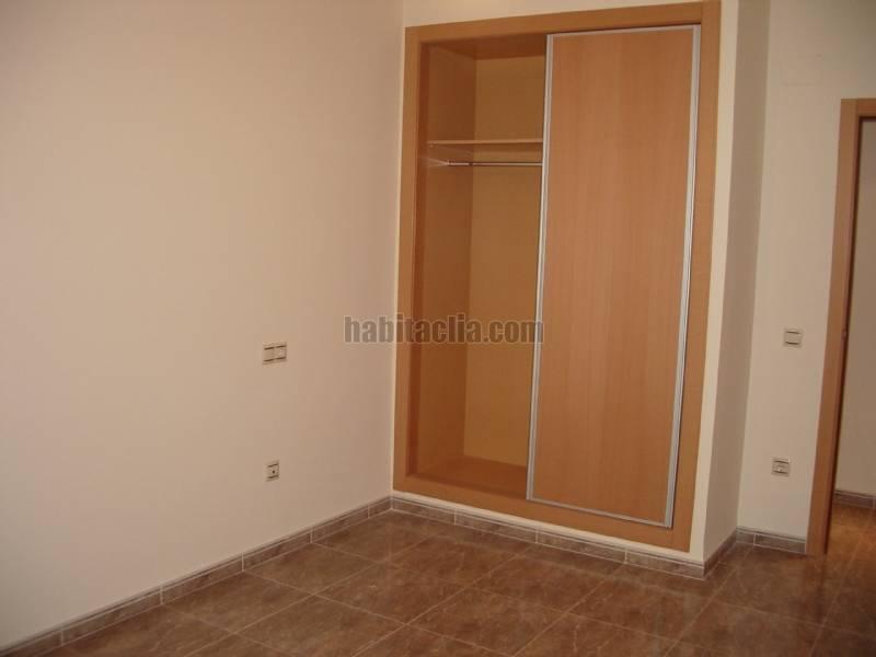 Apartamento por en carrer terol obra nueva precio - Armario de obra ...