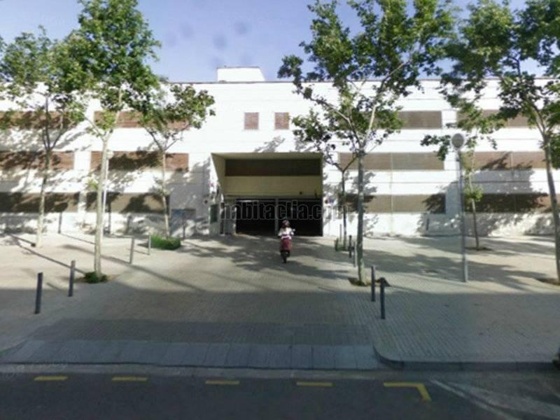 Parking coche por en carrer pallars plaza parking - Comprar parking en barcelona ...