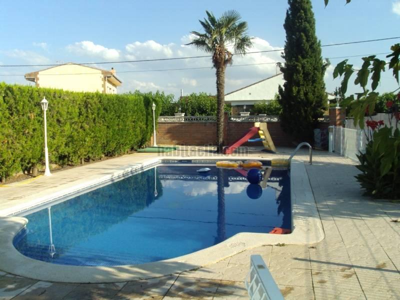 piscina casa en zona tabac chalet planta baja m con jardin piscina privad en