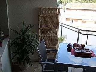 Alquiler Piso en Avinguda muntanyeta,4. Atico con 2 terrazas, piso del 2005, 2 hab. a/a...