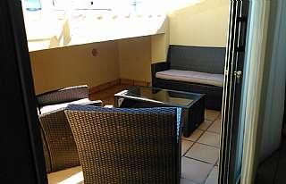 Piso en Carrer general casta�os,19. D�plex acogedor, soleado, sin gastos de comunidad.
