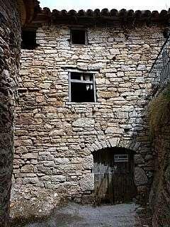 Casa en Carrer de dalt / placa del castell,. Casa antigua con vista espectacular para reformar