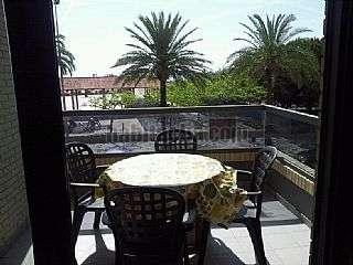 Alquiler Apartamento  Calle catalu�a,2. 1a. linea de playa puerto de sagunto
