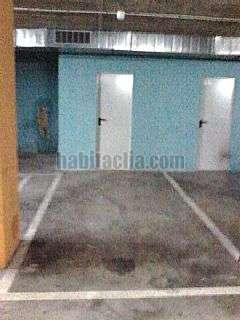 Alquiler Parking coche en Carrer selva de mar,52. De facil acceso