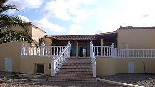 Casa  Llanos del bezac�n,. Casa y parcela junto a mojacar playa