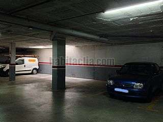 Alquiler Parking coche en Carrer girona,281. Plaza excepcional, muy f�cil aparcar