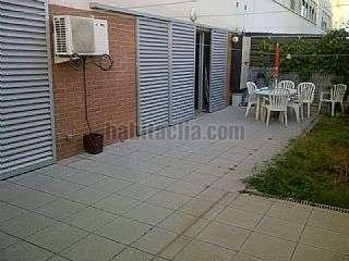 Piso en Puig de la creu,0. Bajos tranquilo con patios y posible huerto urbano