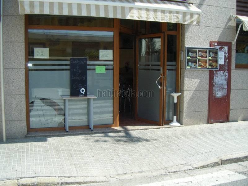 Alquiler bar por 600 en carrer colon granja cafeteria en - Pisos en alquiler olesa de montserrat ...