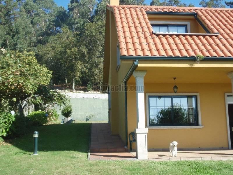 Casa por 850 de 300 metros freixeiro mourente 23 precioso chalet en venta en pontevedra - Alquiler casa vilaboa pontevedra ...