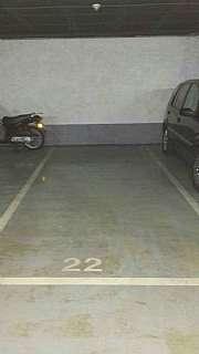 Alquiler Parking coche en Carrer entença,168. Parking grande