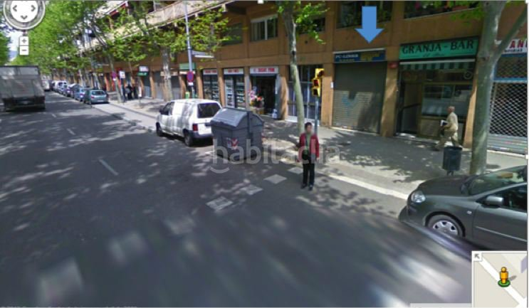 local barcelona alquiler: