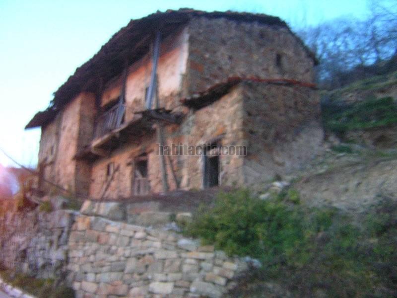 Casa por de 129 metros casta era 33520 0 vivienda - Casa tradicional asturiana ...