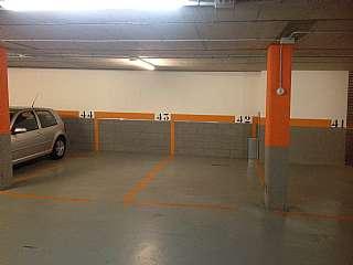 Parking coche en Carrer parlament catala, 2