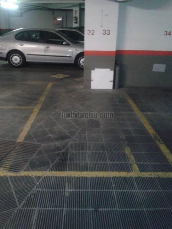 Parking coche por en carrer sants en mejor zona - Comprar parking en barcelona ...