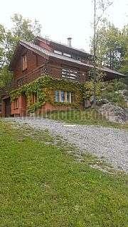 Torre en Carrer puigfrancor,316. Casa finlandesa de madera
