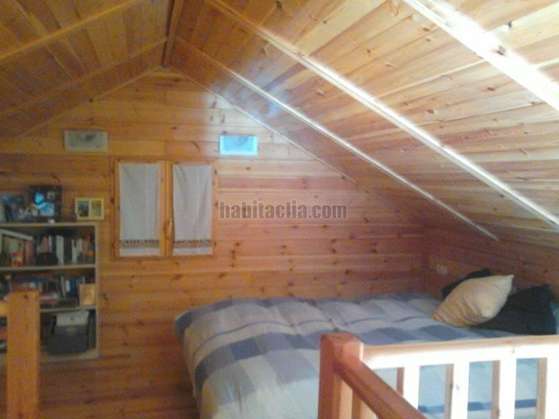 Casa por de 50 metros della segre 1 bonita casa - Altillo de madera ...