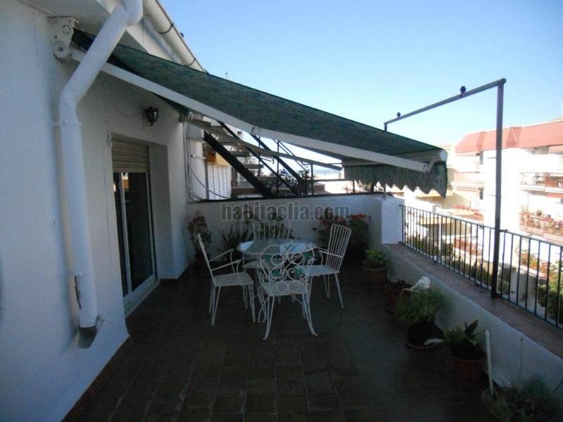 Alquiler piso por 580 en avinguda cami de la fita excelente atico en els molins poble sec - Alquiler pisos sitges ...