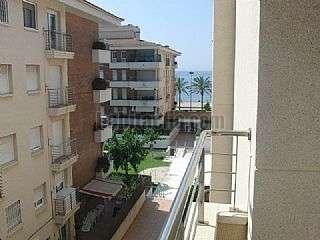 Lloguer Apartament a Carrer cossetania,58. 2da linea vista lateral mar