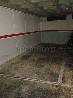 Alquiler Parking coche en Carrer francesc oller,81. Plaza parking 12 m2. ideal coche peque�o y/o moto
