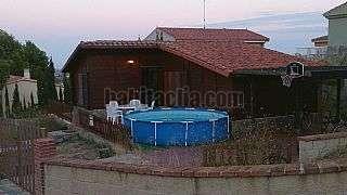 Casa en Carrer llevant (del), 177. Acogedora casa con preciosas vistas, parcela 600m2