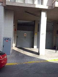 Alquiler Parking coche en Carrer eugeni ferrer dalmau, 14. Es lloga plaça parking cotxe