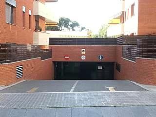 Parking coche en Carrer olerdola, 21. Plaza parking residencial mg