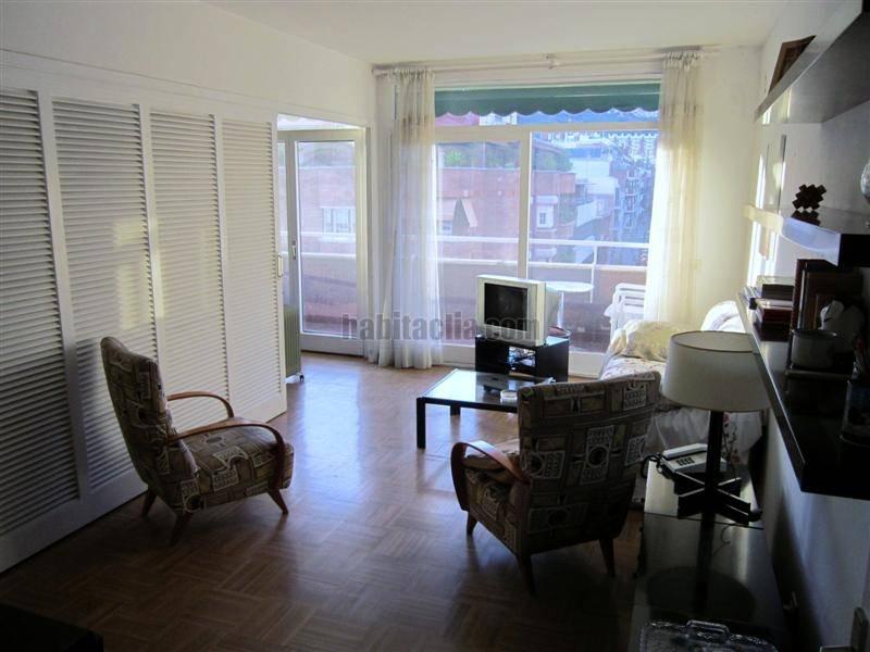 Alquiler piso por 950 en carrer santa amelia sarria 2h for Alquiler piso sarria barcelona