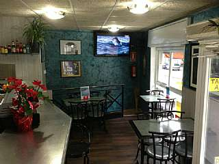 Bar en Carrer irlanda, 1. Bar cafeteria cerveceria