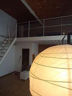 Alquiler Loft en C/ josep gallés, 39. Loft a castellterçol en antiga fàbrica