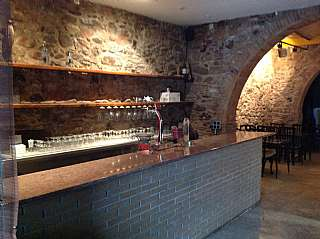 Alquiler Restaurante en Carrer riera can camaret, sn. Petit restaurant amb encant a girona