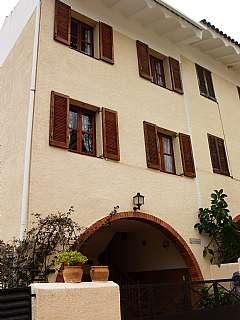 Casa en Avinguda can nicolau, sn. Magnifica casa con jardin y vista al mar