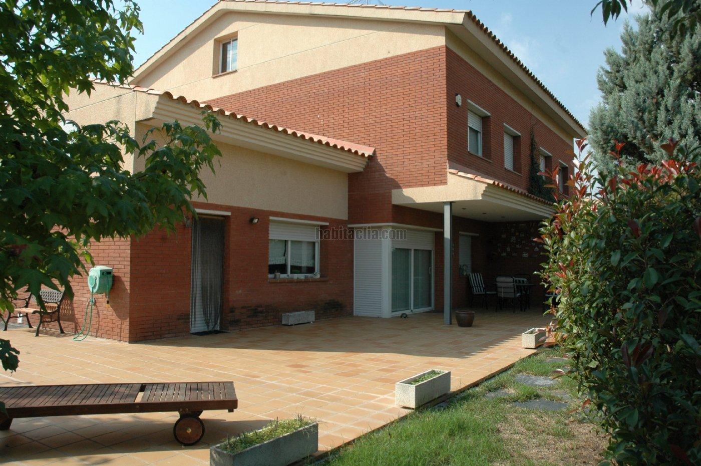 Casa por en cam can palau comoda en vilanova del vall s habitaclia - Casas vilanova del cami ...