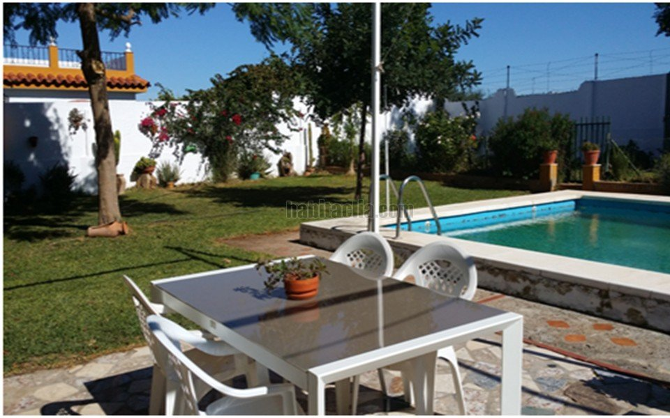 Casa por en calle tamarindo chalet con piscina en alcala de guadaira en alcal de - Piscina cubierta alcala de guadaira ...