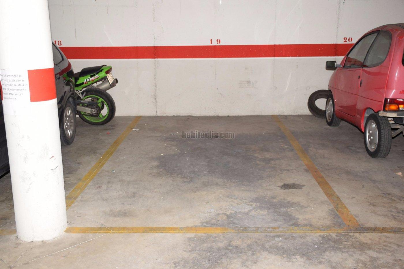 Parking coche por 65 de 11 metros carrer solsona 29 for Parking de coches