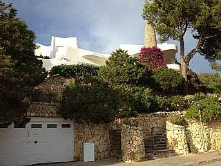 Casa en Urbanització santo tomas, sn. Espectacular chalet en urb. santo tomás vistas mar