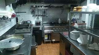 Restaurante en Avinguda francesc maci�, 82. Local ideal para restaurante, cafeter�a o bar