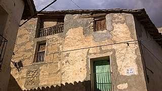 Casa adossada a Calle san ramon, 12. Forcall, casa esquinera en venta