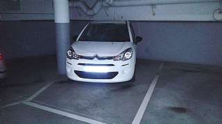 Aparcament cotxe a Carrer moreres (les), 12. Plaza amplia para coche + moto