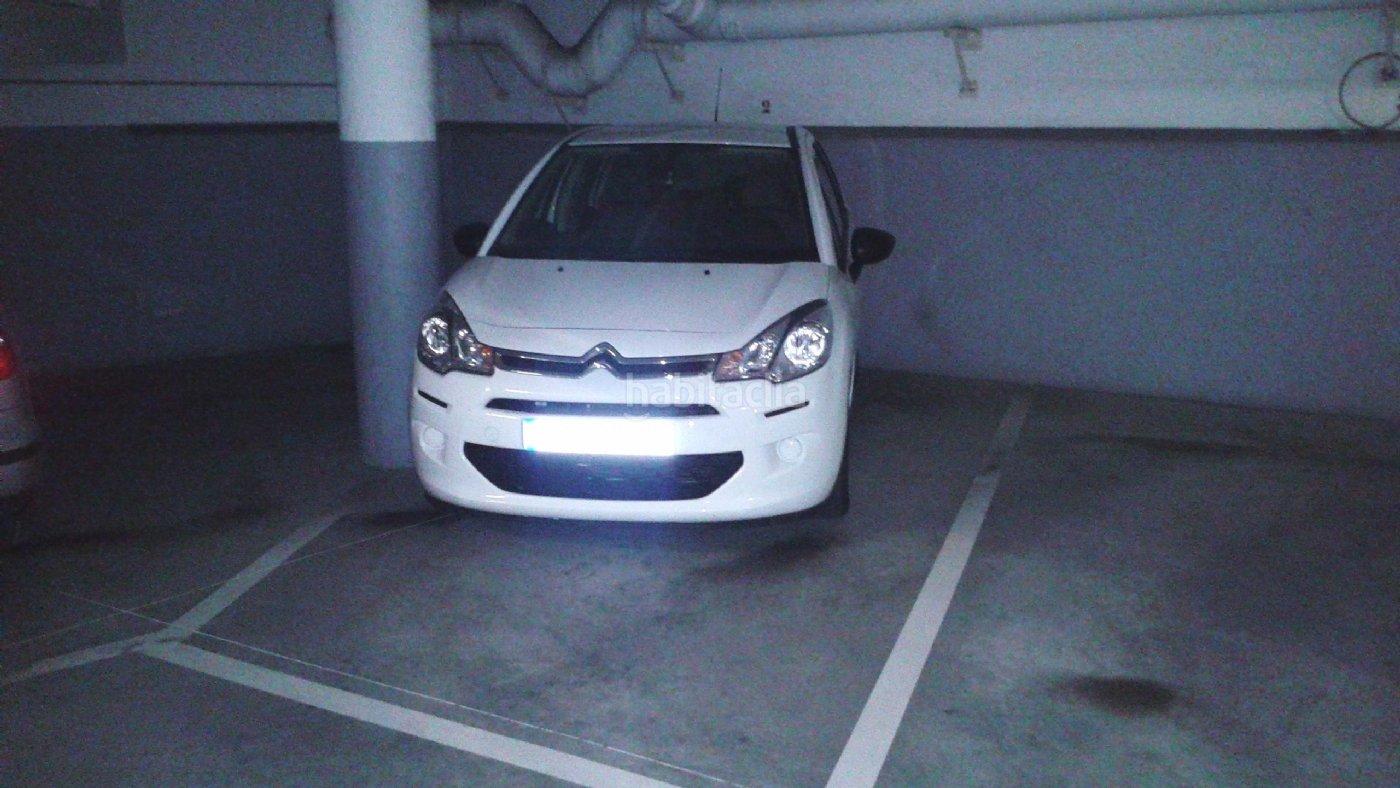 Parking coche por 80 de 14 metros carrer moreres les for Parking de coches