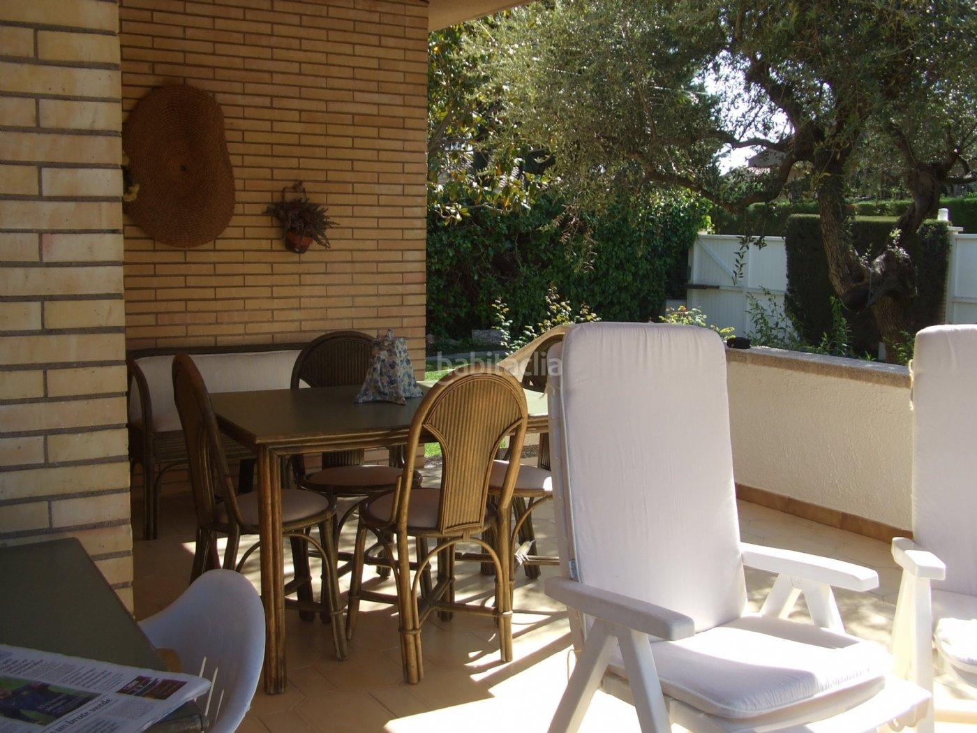 Casa por de 170 metros carrer gorbea 6 for Jardin 700m2
