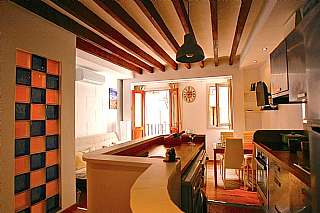 Alquiler Piso en Carrer carnisseria, 9. Apartment in city old town