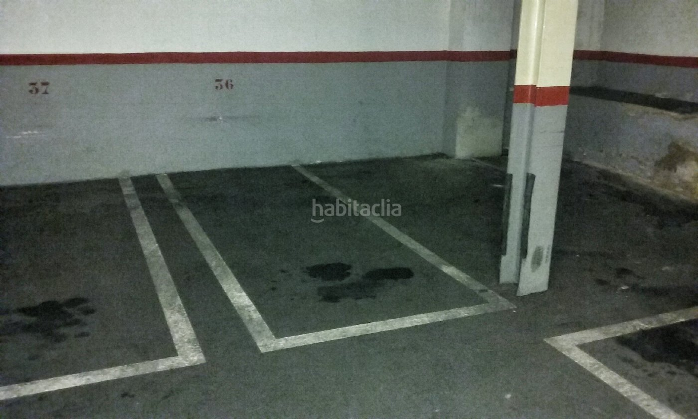 Parking coche por de 7 metros carrer muntaner s - Comprar parking en barcelona ...