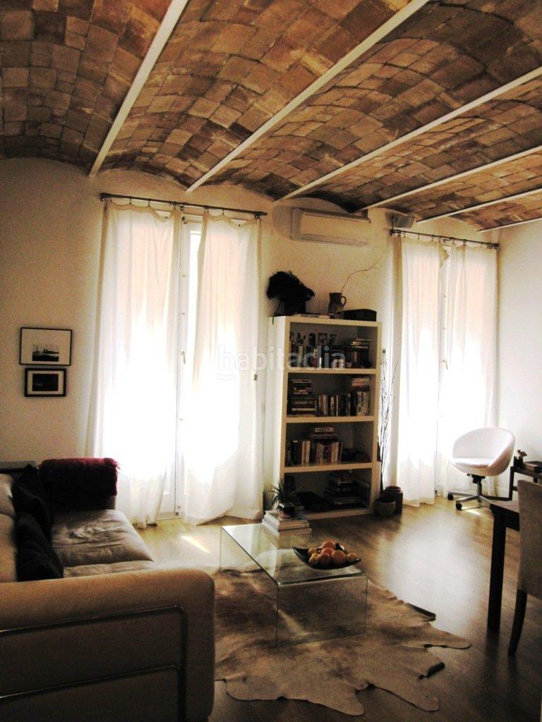 Alquiler piso por en carrer ribera precioso en el for Piso barcelona alquiler