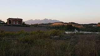 Terreno residencial en Zona residencial golf masia bach barcelona fase i, s/n. Fase i: vistas al campo y a montserrat