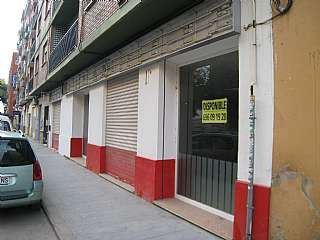 Business premise in Avenida blasco ibañez, s/n. Local 199 m2 Manises en venta