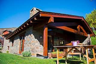 Casa en Camp negre, s/n. Relax i magnífiques vistes al cadí