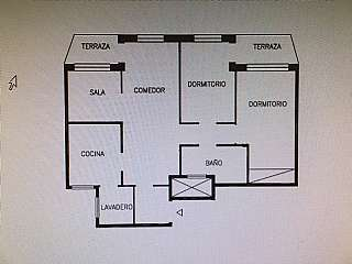Flat in Carrer rossend arus, 12. Piso impecable a 3 minutos plaza de sants