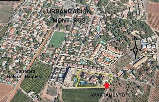 Apartamento en C/ avenida benavites, s/n. Apartamento en náquera (mont-ros) venta/alquiler