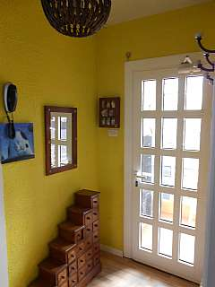 Alquiler Casa en Carrer estany de banyoles, sn. Casa a 4 vientos con piscina amueblada.